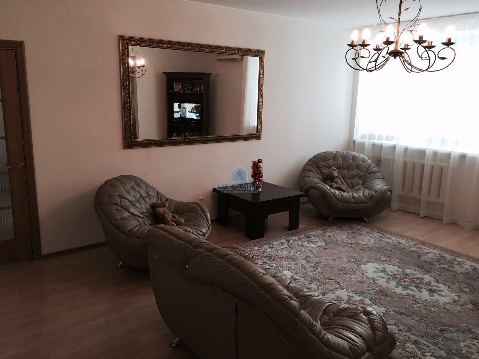 Аренда 2-к квартиры Галиаскара Камала 49, 106 м² (миниатюра №13)