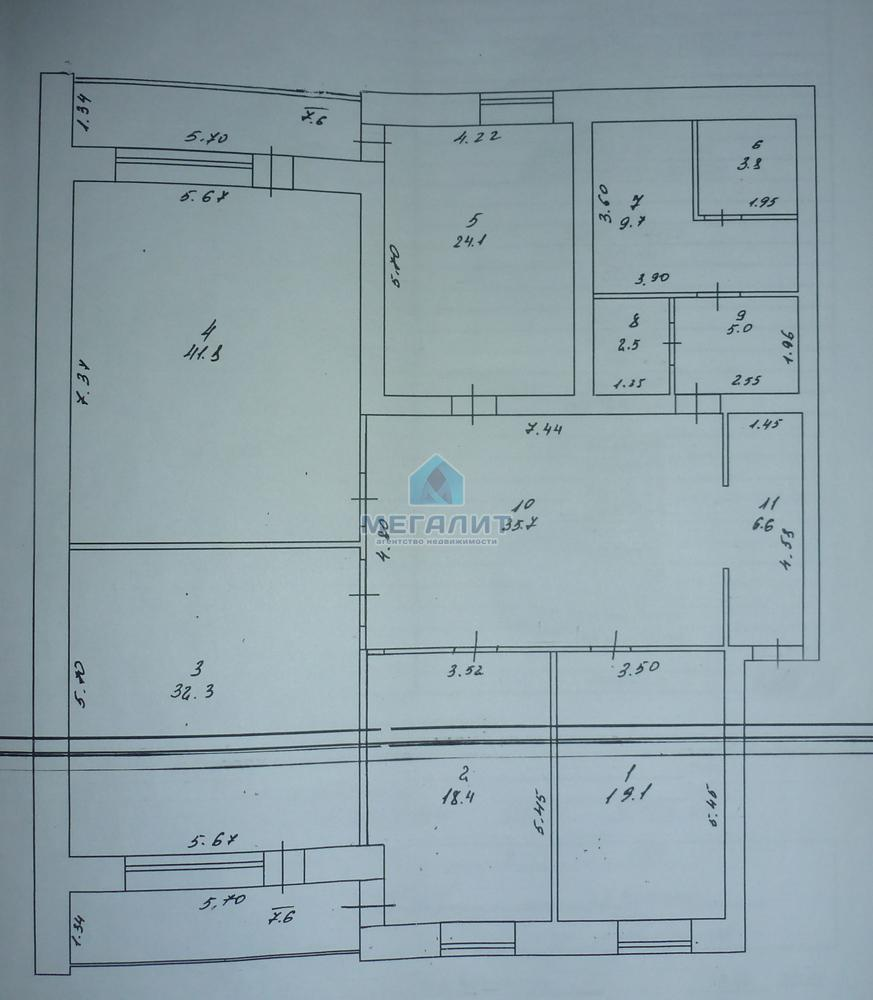 Продажа 4-к квартиры Аланлык 47, 199.0 м² (миниатюра №7)