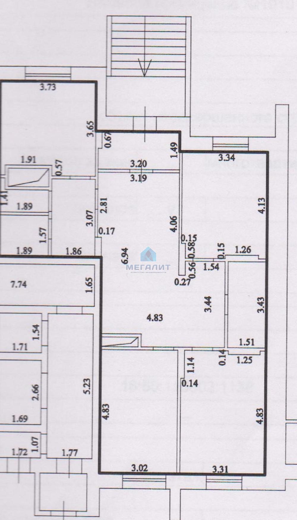 Помещение на ул.Чистопольской 71а (миниатюра №2)