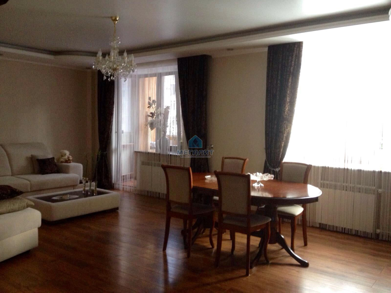 Роскошная квартира с дизайнерским ремонтом (миниатюра №2)