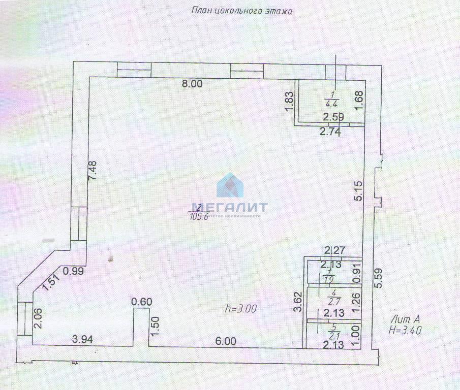 Продажа  готового бизнеса Гарифа Ахунова 16, 117 м2  (миниатюра №13)