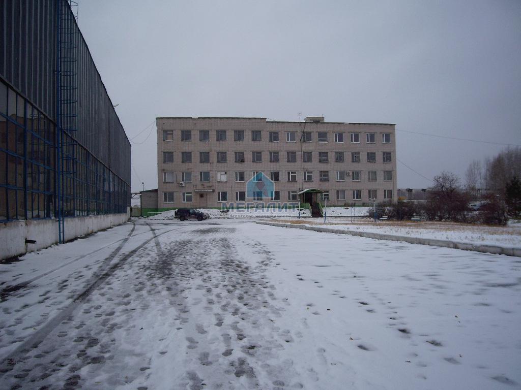 Аренда  склады, производства Магистральная, 3000 м2  (миниатюра №7)