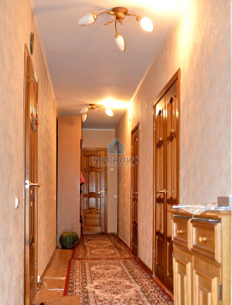 Продаю замечательную 3-х ком. квартиру по ул. проспект Ямашева (миниатюра №7)