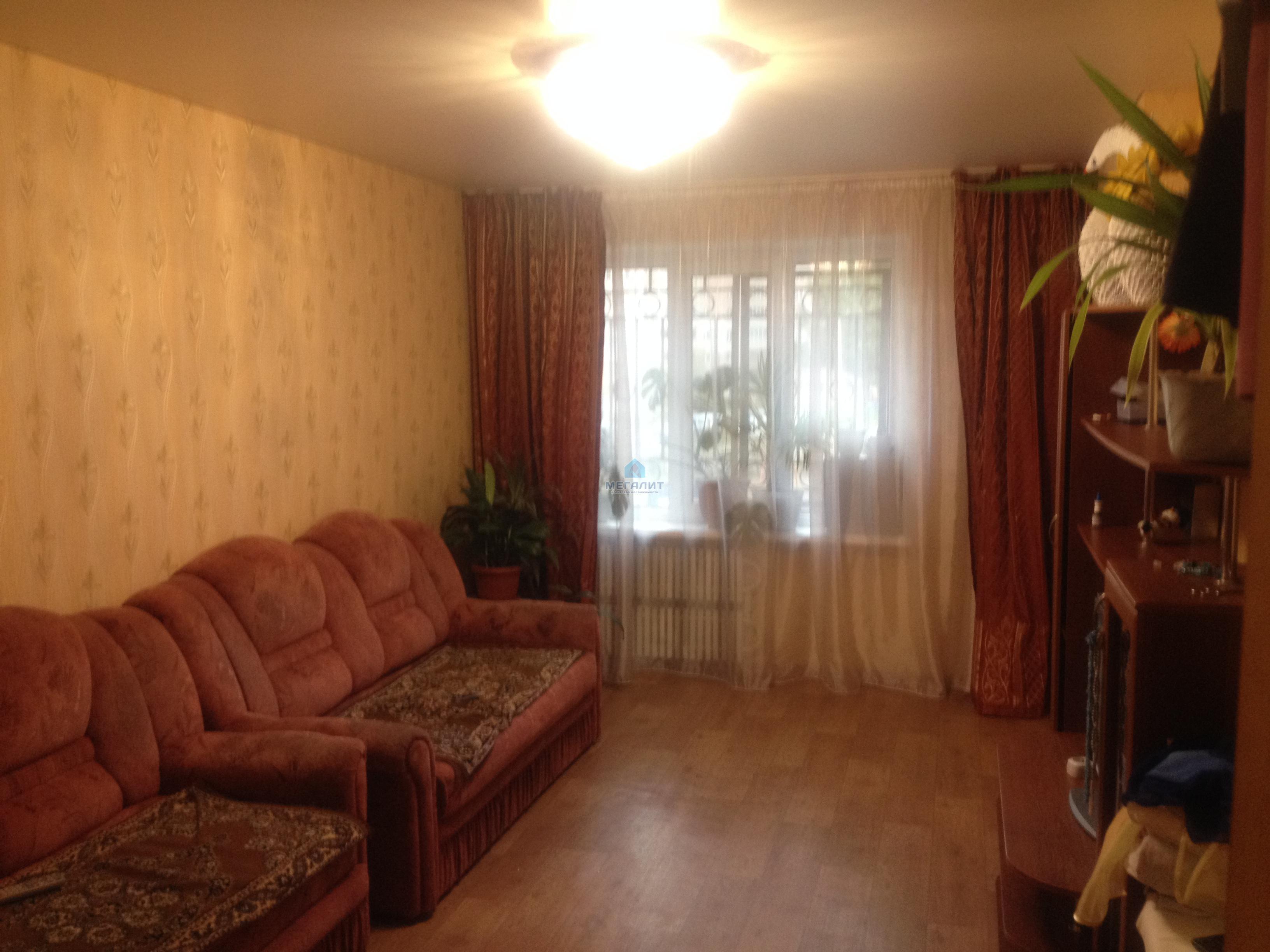 Продается просторная 2-к квартира индивидуального проекта (миниатюра №1)