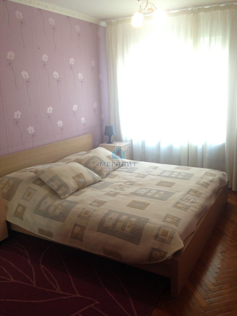 Аренда 3-к квартиры Марселя Салимжанова 12