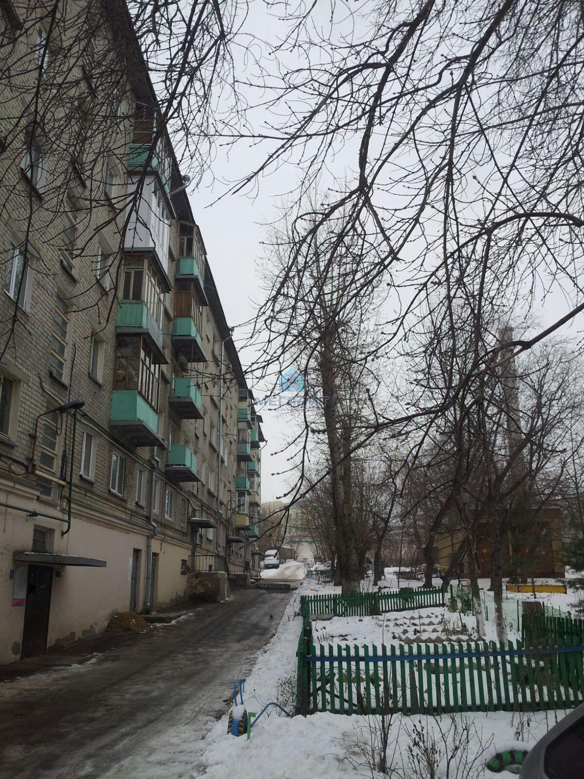 Аренда 2-к квартиры Краснооктябрьская 17, 45.0 м² (миниатюра №10)