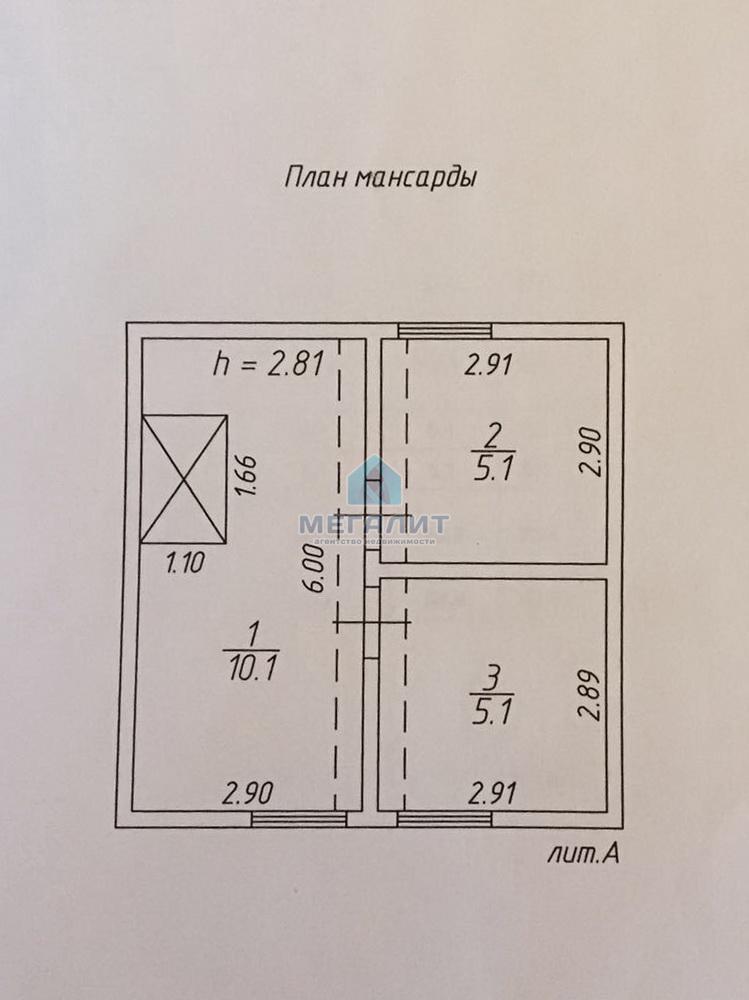 Продаю готовый дом в Салмачах! (миниатюра №6)