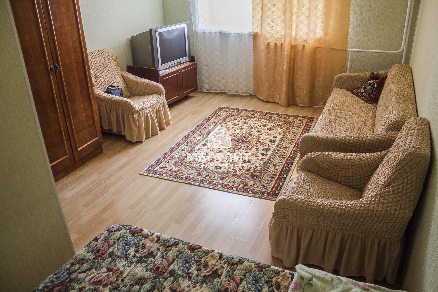 Аренда 1-к квартиры Симонова 16