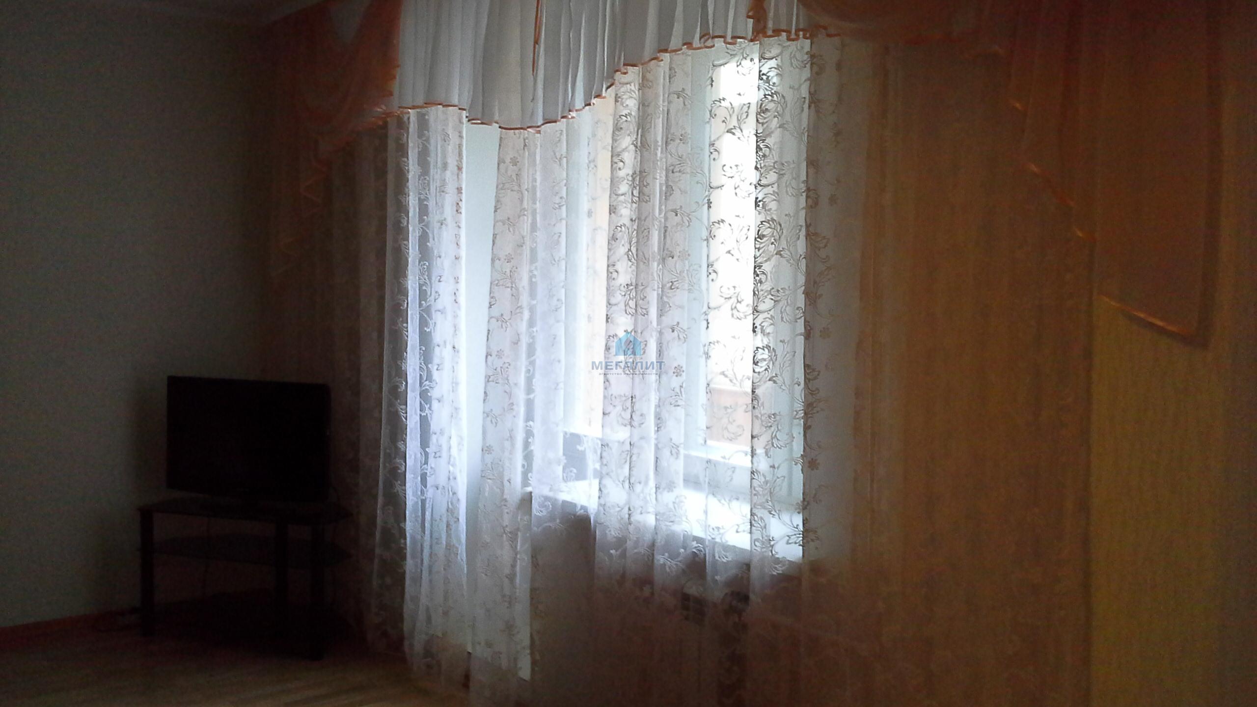 Аренда 1-к квартиры Чистопольская  60, 43 м2  (миниатюра №1)