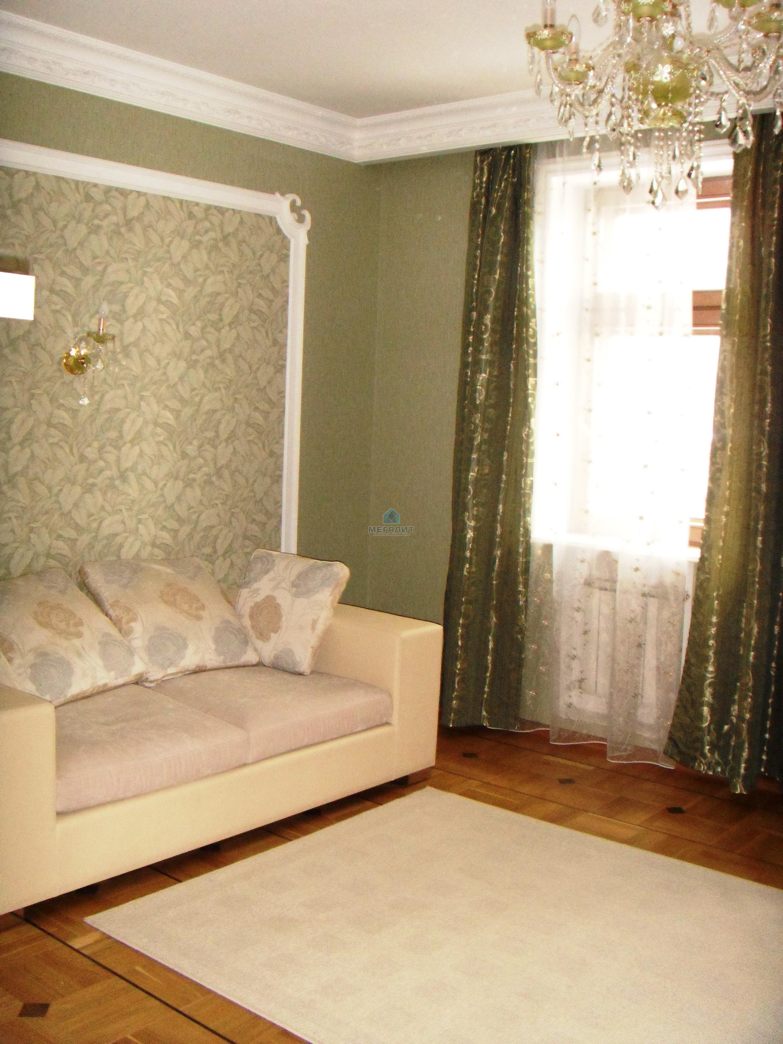 Аренда 4-к квартиры Малая Красная 3, 198 м² (миниатюра №1)