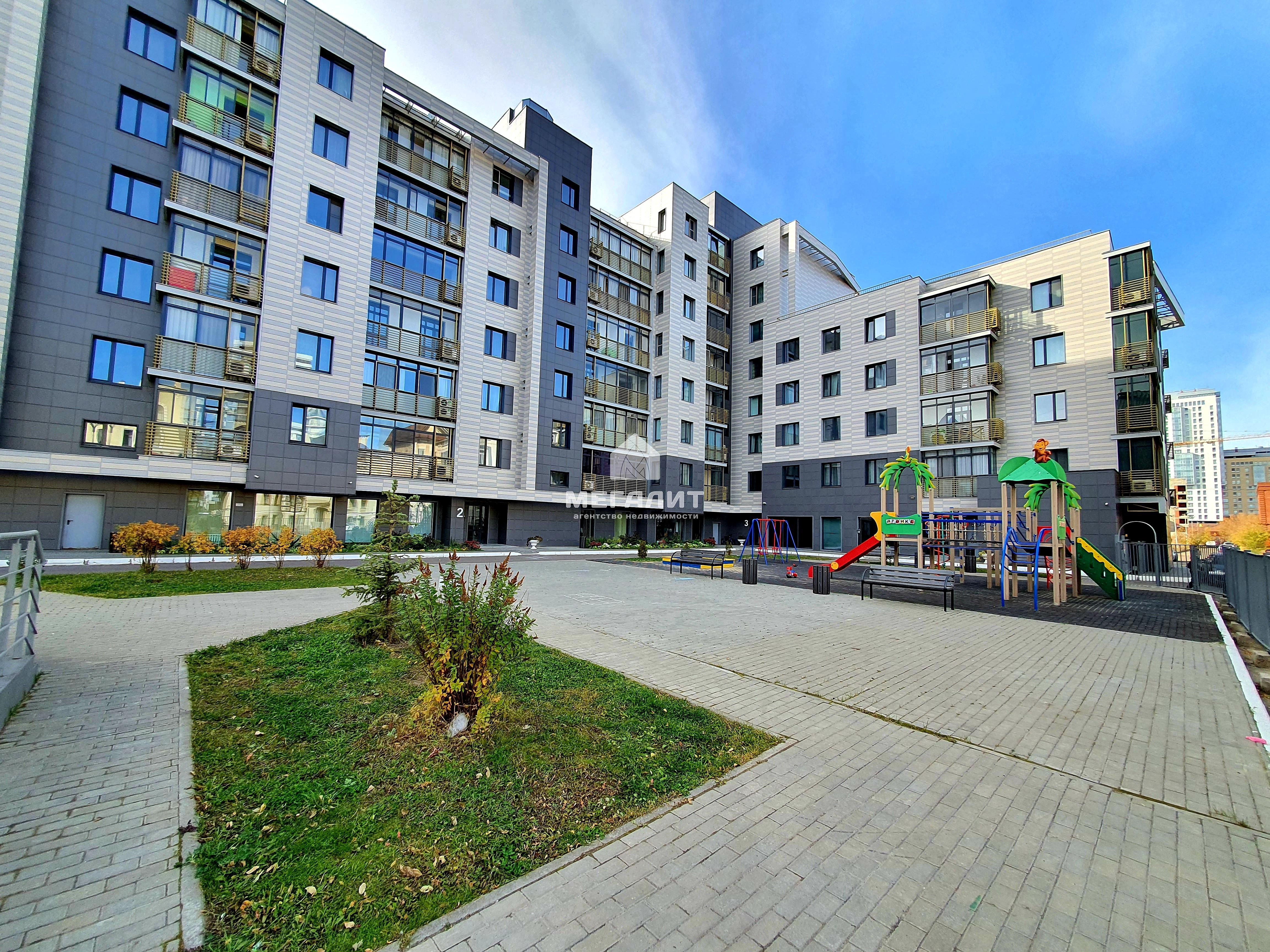 Продажа 2-к квартиры Островского 107