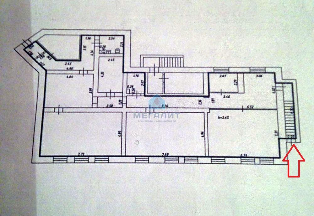 Cдаю помещение в центре, рядом с метро Площадь Тукая (миниатюра №2)