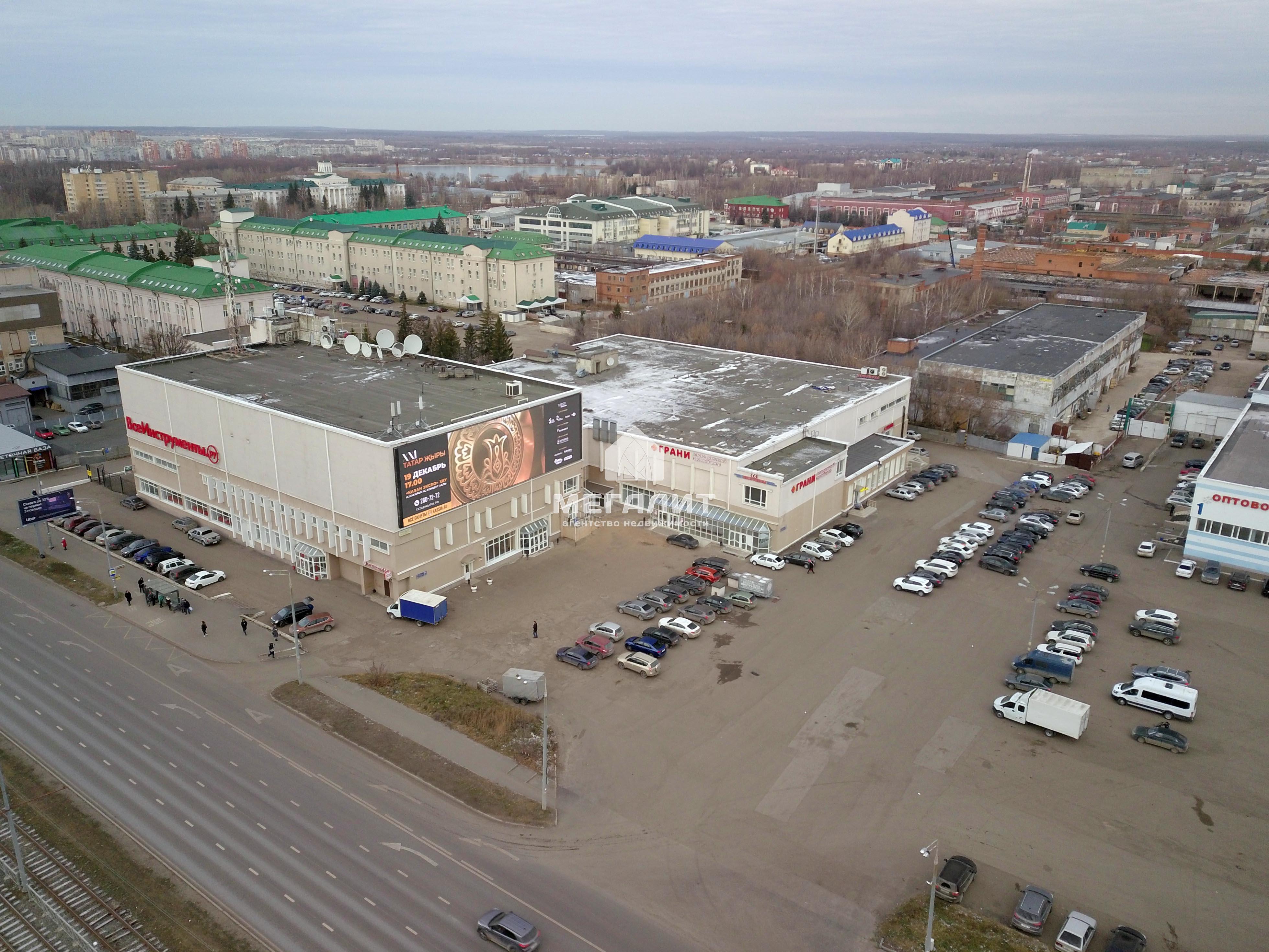 Аренда  помещения свободного назначения Сибирский Тракт 34 корп.13