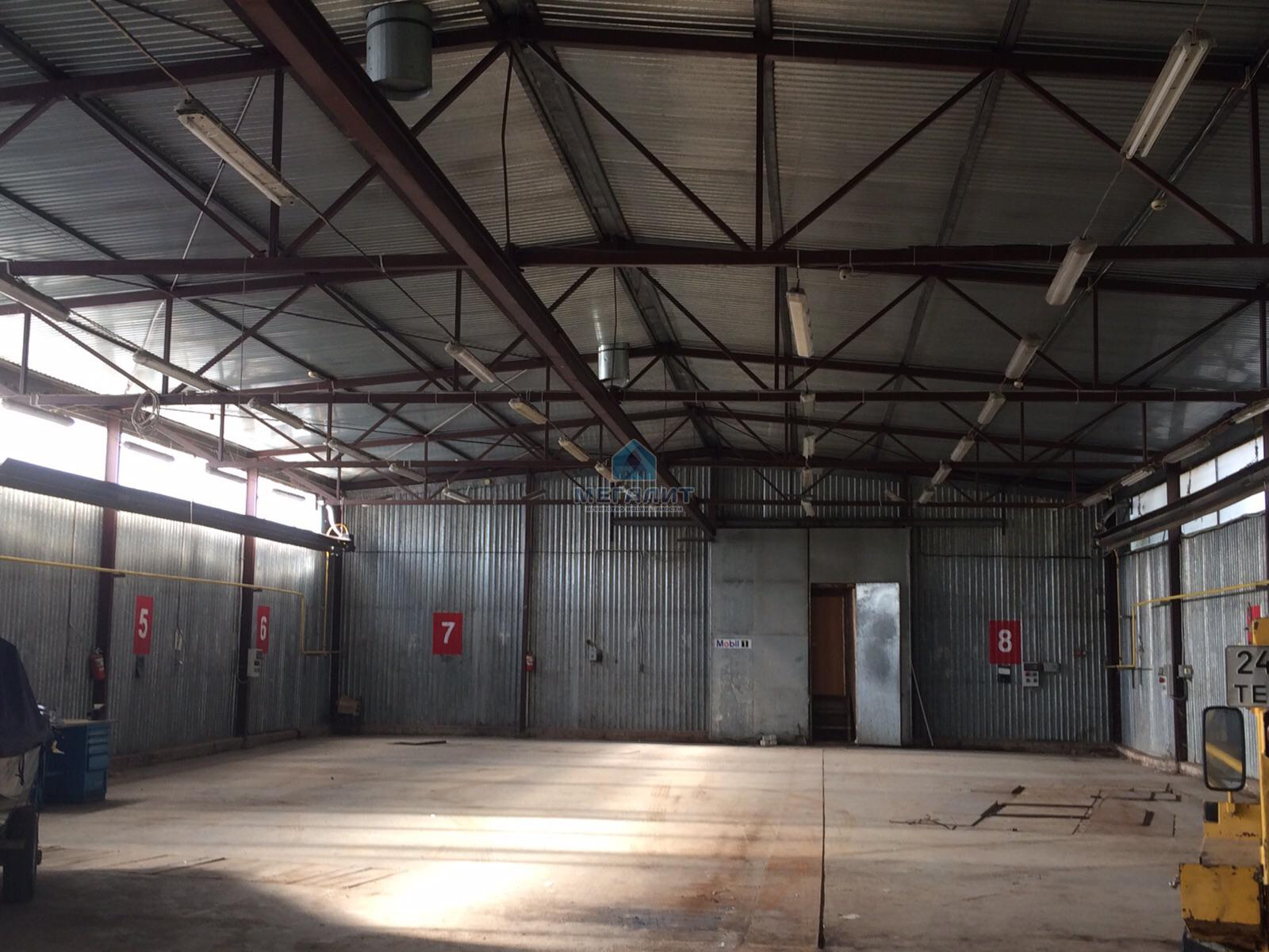 Аренда  склады, производства Жуковка, 450 м2  (миниатюра №1)