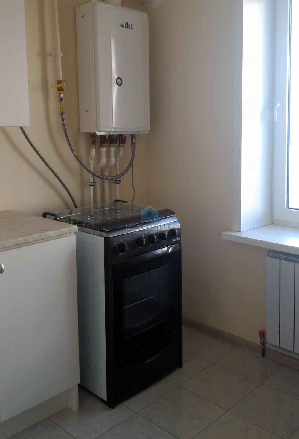 Выгодная инвестиция!! 1-к квартира с ремонтом по цене черновой (миниатюра №4)