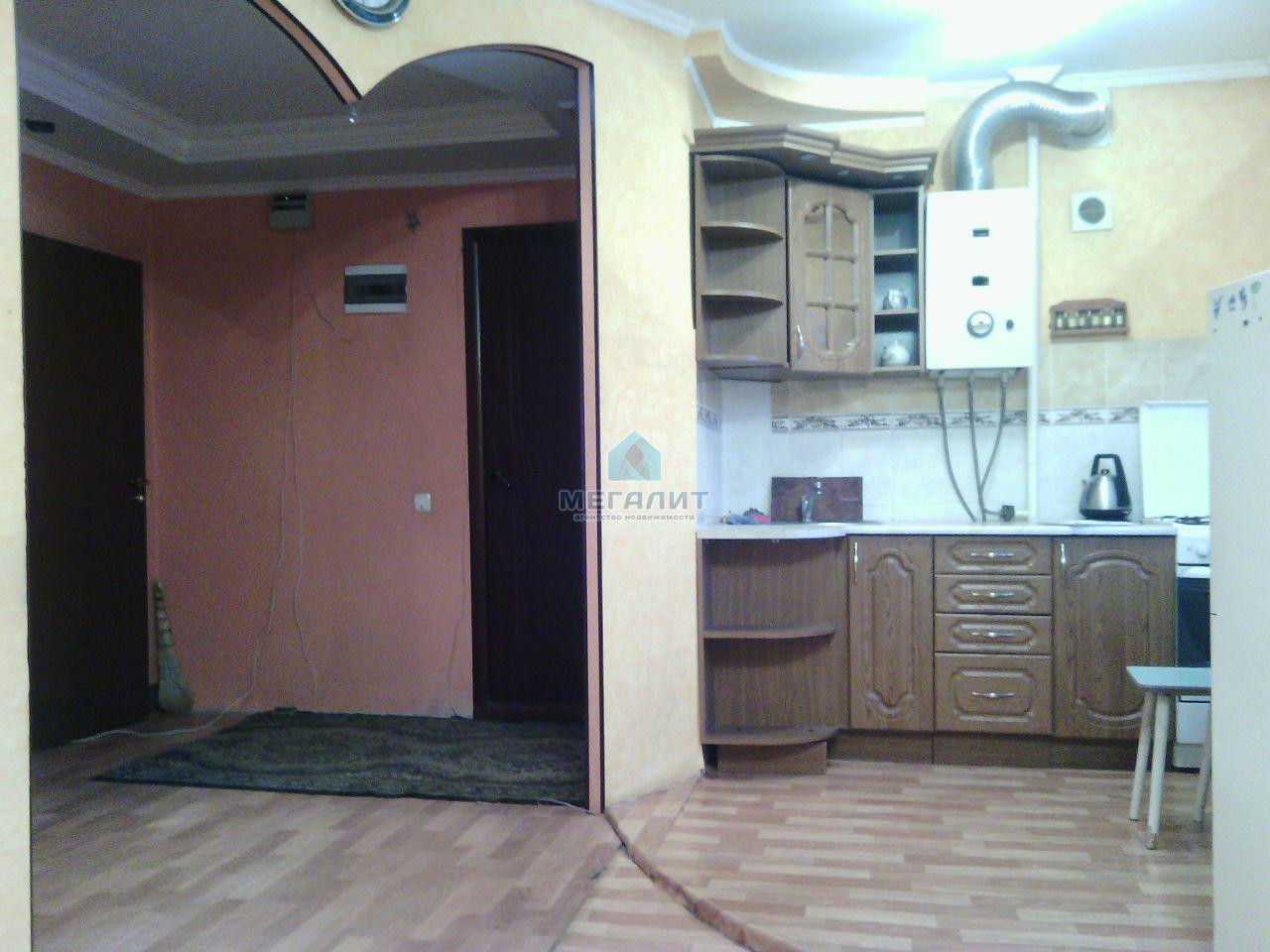 Аренда 3-к квартиры Хлебозаводская  9, 60 м² (миниатюра №1)
