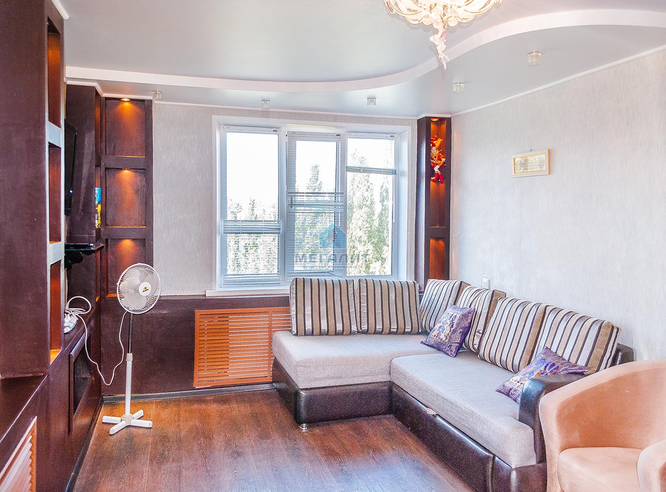 Продажа 1-к квартиры Фатыха Амирхана 35
