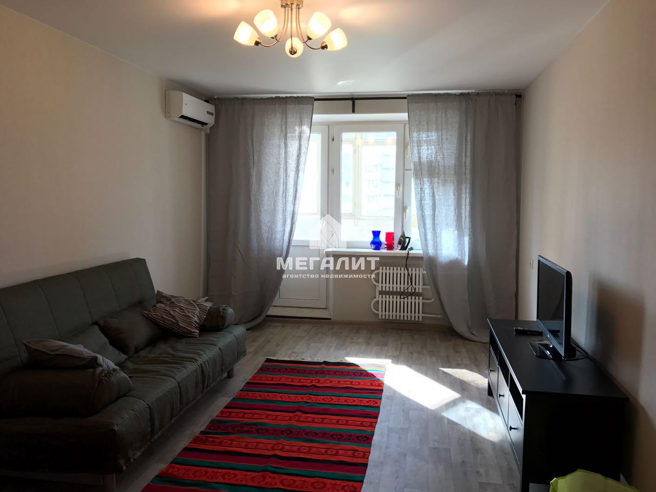 Аренда 1-к квартиры Абсалямова 28