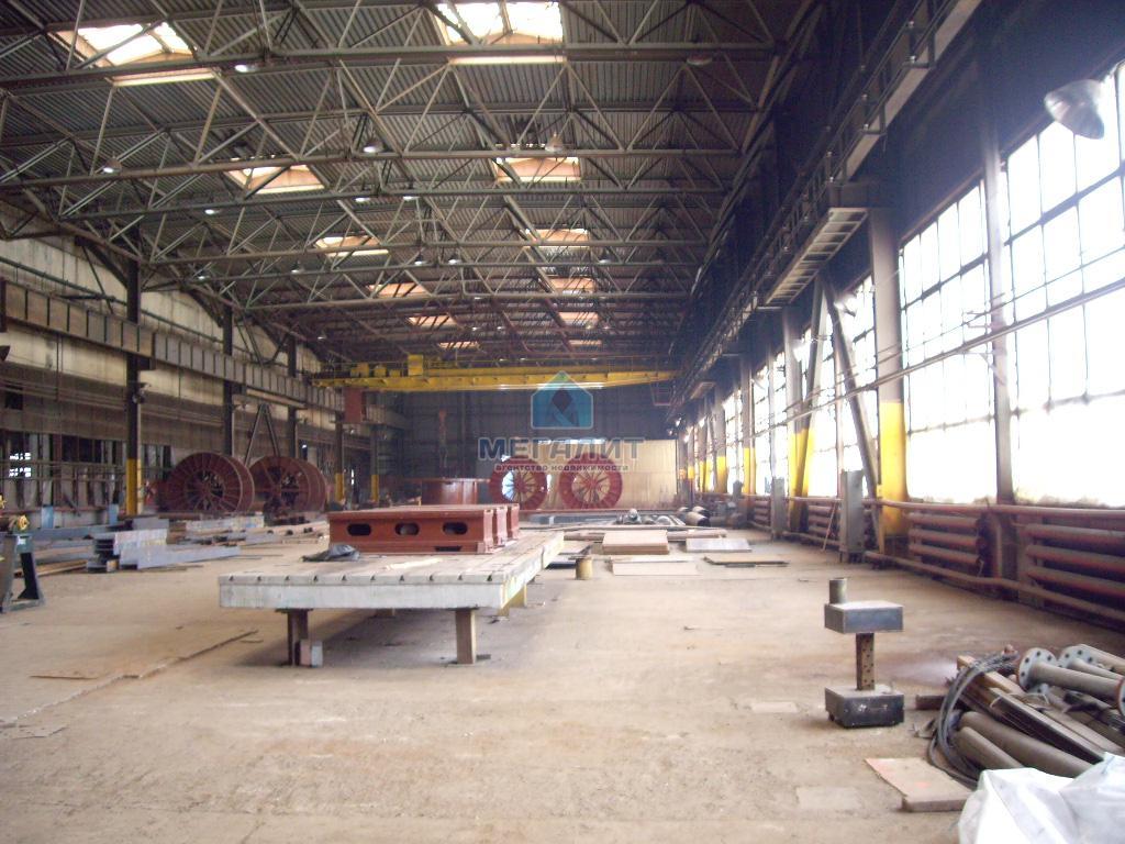 Аренда  склады, производства Магистральная, 3000 м2  (миниатюра №6)