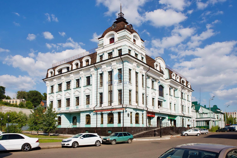 Аренда  офисно-торговые Петербургская 37