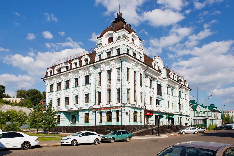 Аренда  офисы Петербургская 37