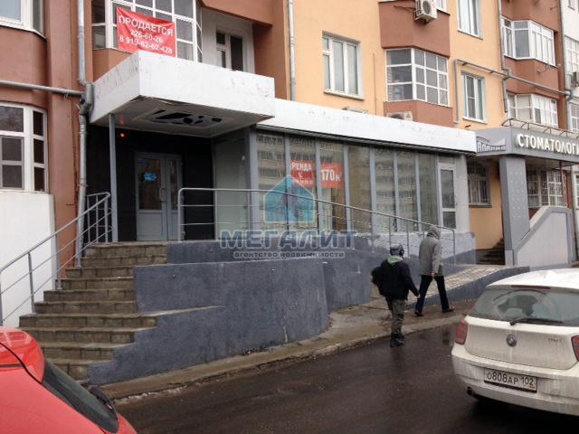 Аренда  офисно-торговые Салимжанова 15, 170 м²  (миниатюра №3)