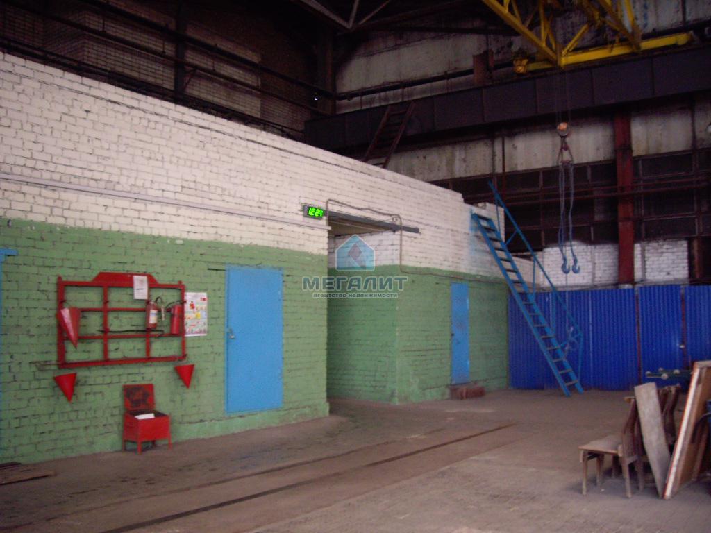 Аренда  склады, производства Магистральная, 3000 м2  (миниатюра №5)
