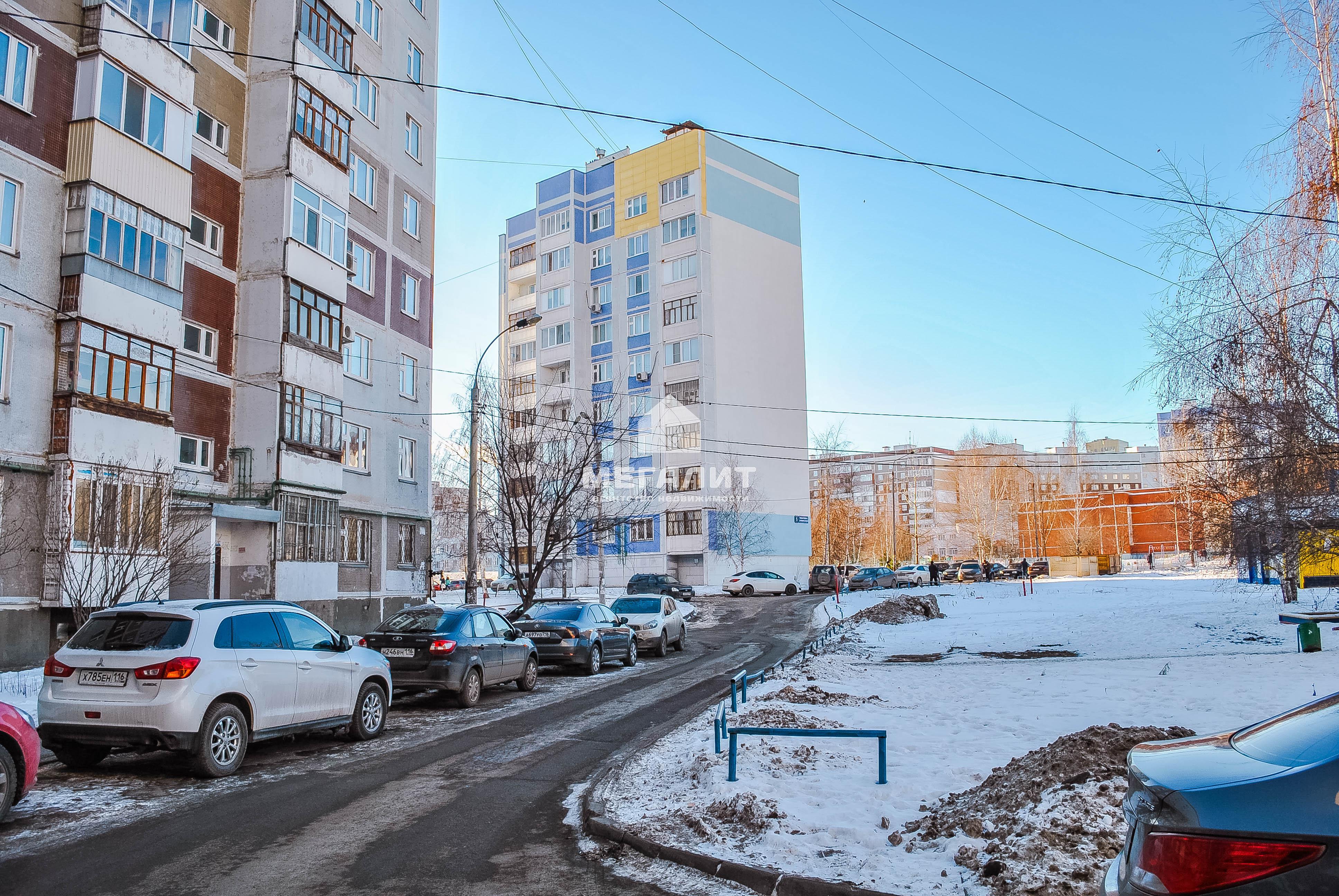 Аренда 1-к квартиры Академика Сахарова 3