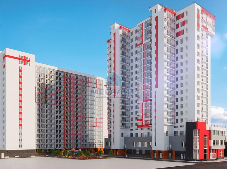 Продается 2-х комнатная квартира с видом на Кремль (миниатюра №1)