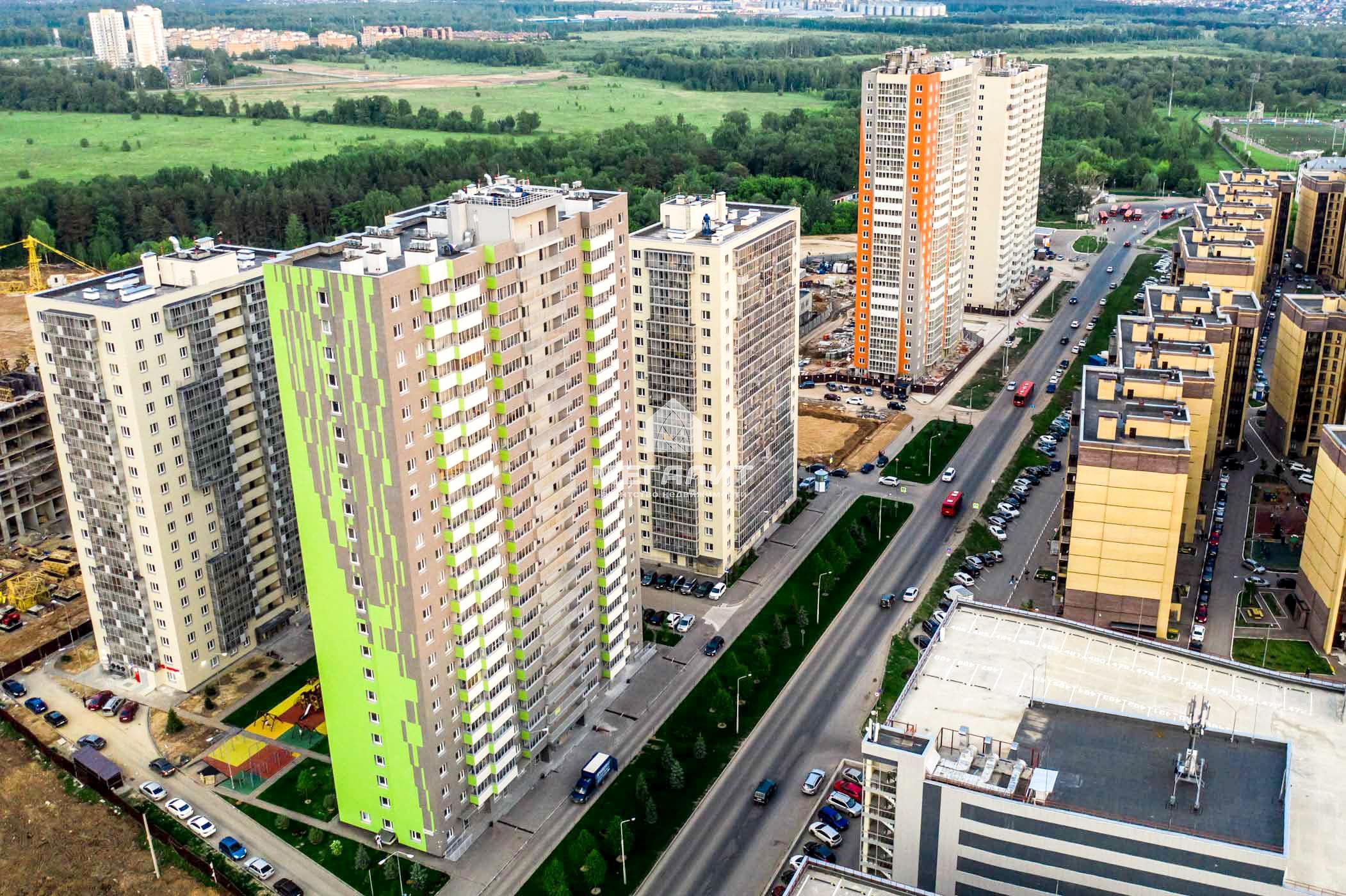 Продажа 3-к квартиры Рауиса Гареева