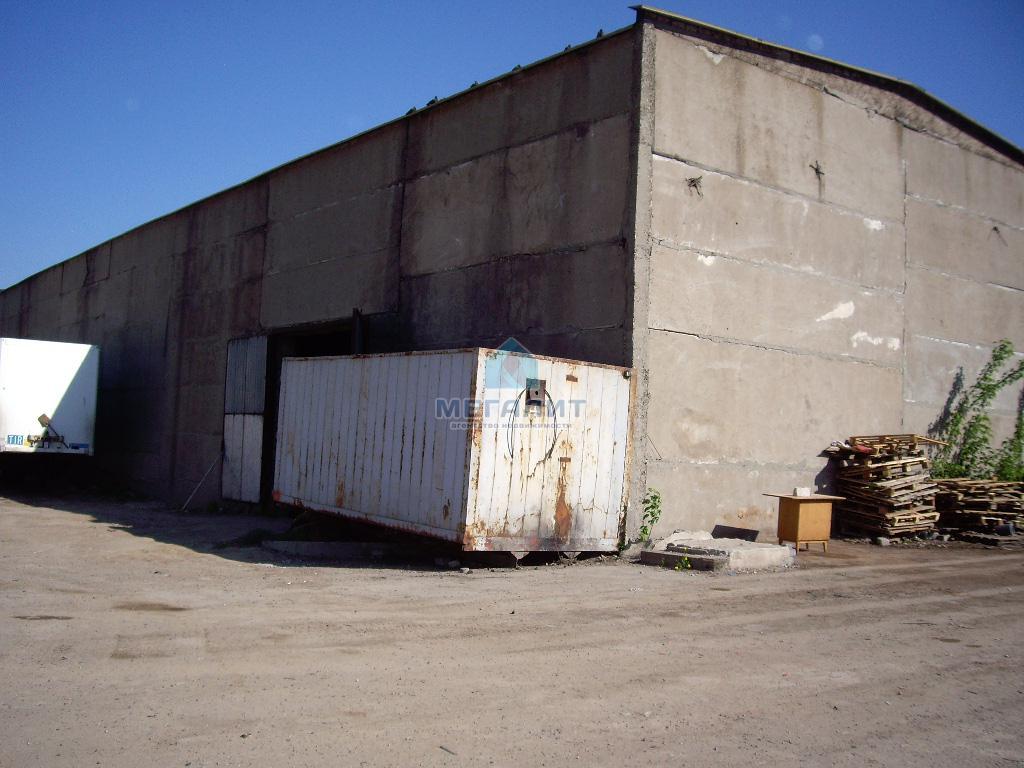 Аренда  склады, производства Магистральная, 1000.0 м² (миниатюра №2)