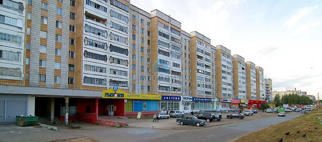 Аренда 2-к квартиры Победы 19, 47 м2  (миниатюра №1)