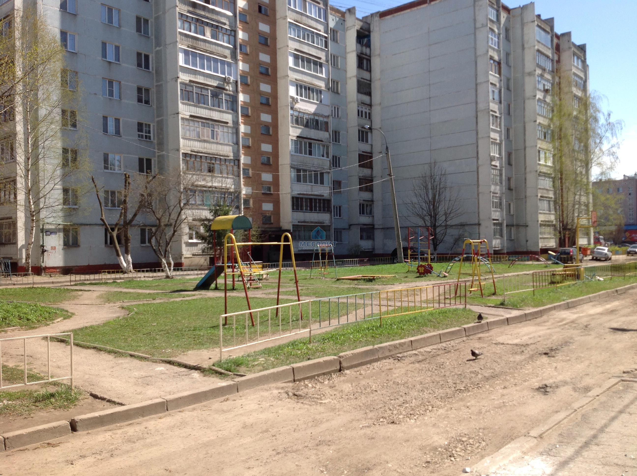 Продажа 1-к квартиры Маршала Чуйкова 31, 36 м2  (миниатюра №1)