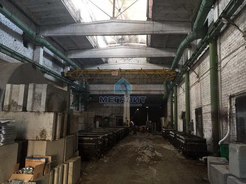 Аренда  склады, производства Учительская 10, 555 м2  (миниатюра №2)