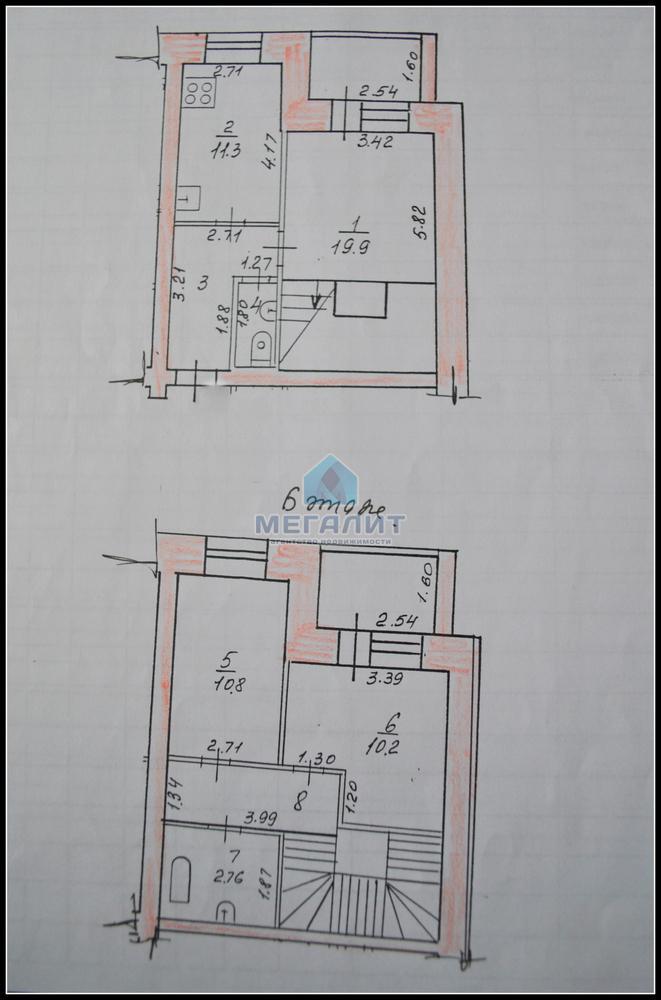 Продажа 3-к квартиры Адоратского 43, 74 м2  (миниатюра №7)
