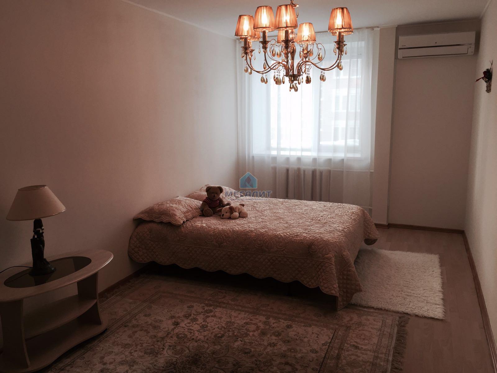 Аренда 2-к квартиры Галиаскара Камала 49, 106 м² (миниатюра №11)