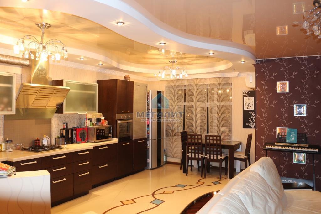 Продажа 3-к квартиры Масгута Латыпова 34, 98 м² (миниатюра №1)