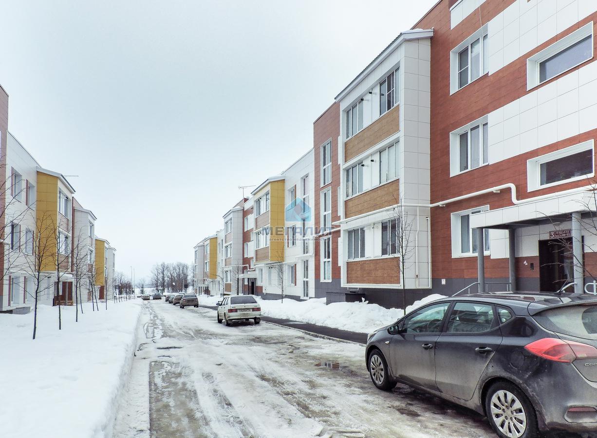 Продажа 2-к квартиры С. Новое Шигалеево, ул. Мусы Джалиля 7