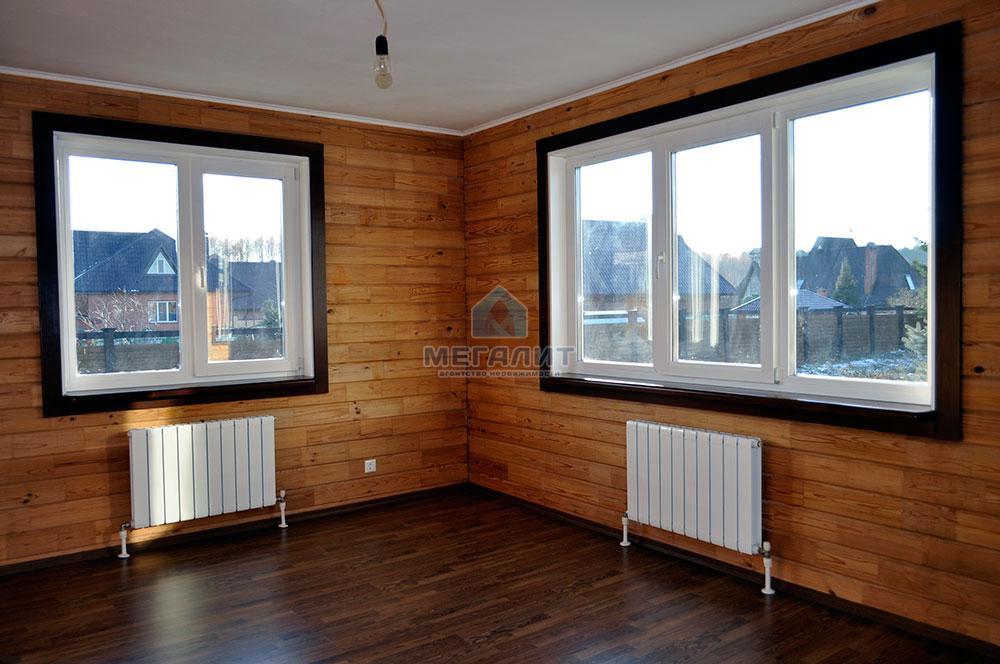 Дом в поселке Вороновка: комфорт в гармонии с природой (миниатюра №8)