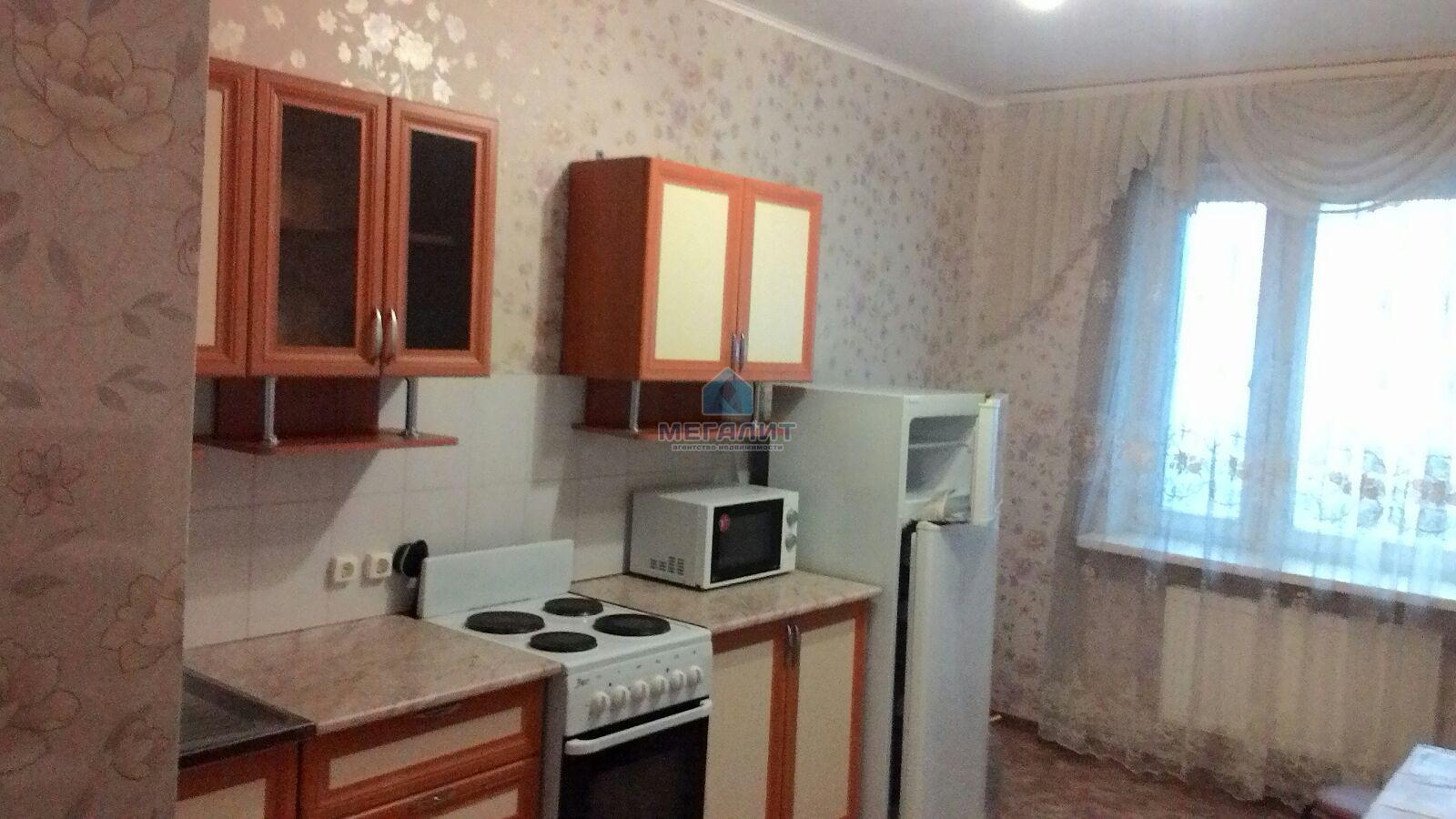 Сдается трехкомнатная квартира в Советском районе. (миниатюра №2)
