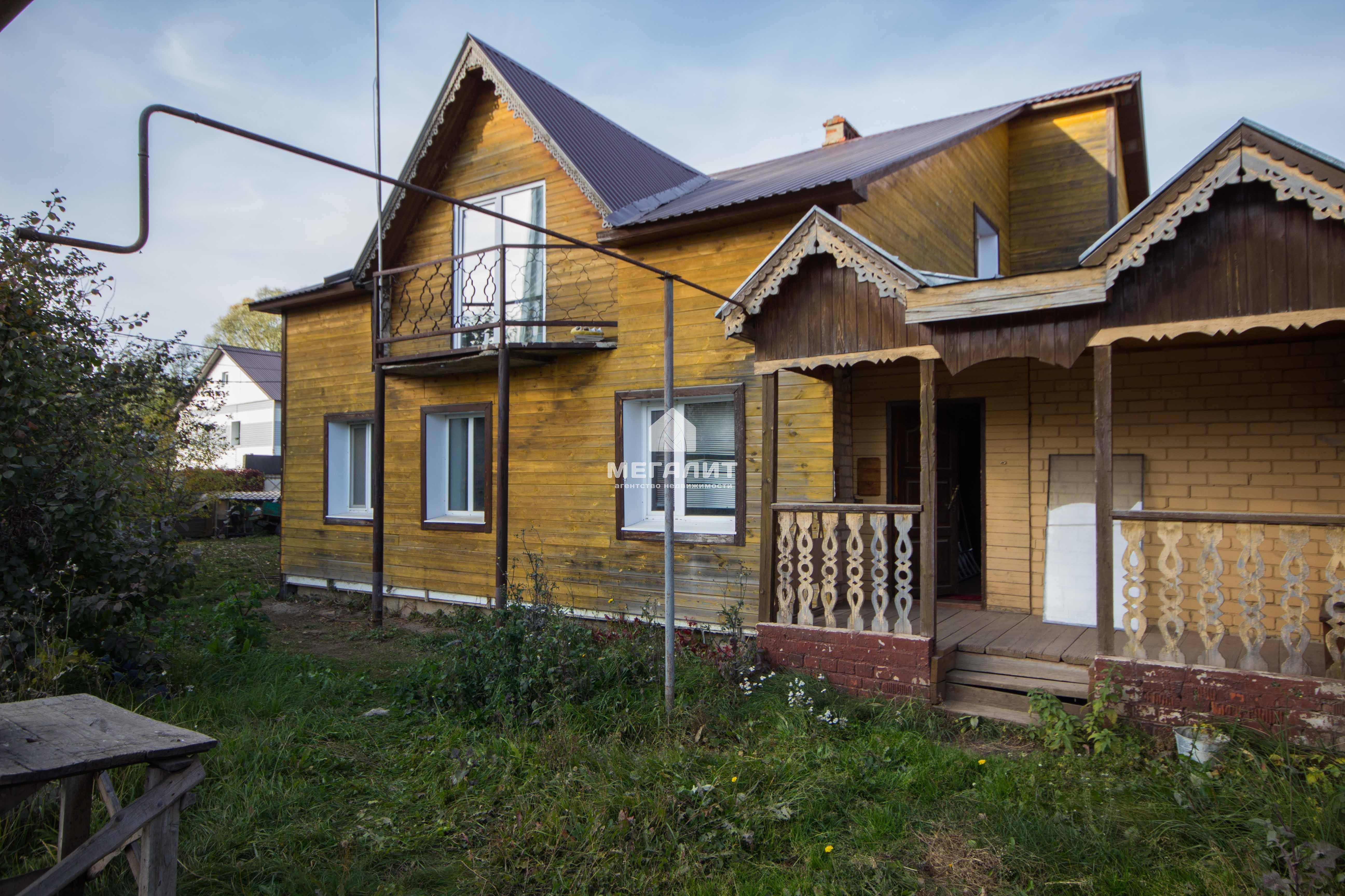 Продажа  дома Мира (Самосырово) 1г