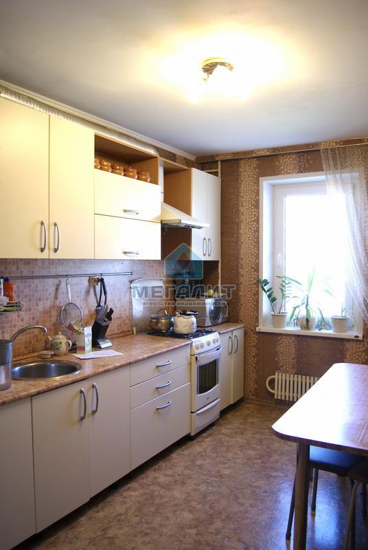 Продажа 3-к квартиры Меридианная 24, 68.0 м² (миниатюра №1)