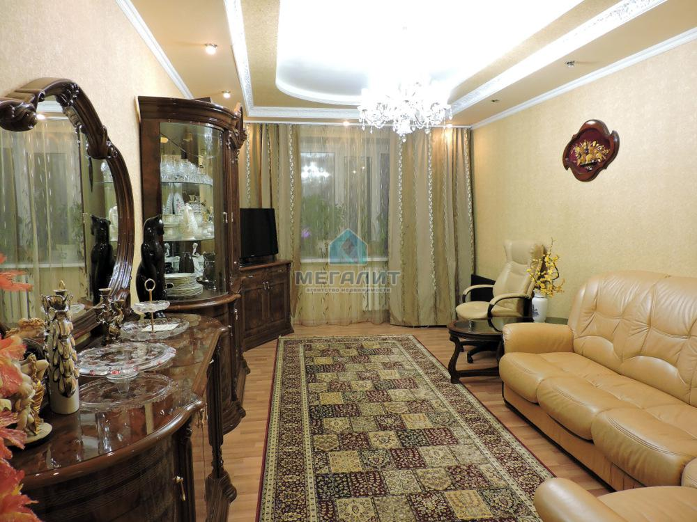 Продажа 3-к квартиры Абсалямова 13, 97 м² (миниатюра №1)