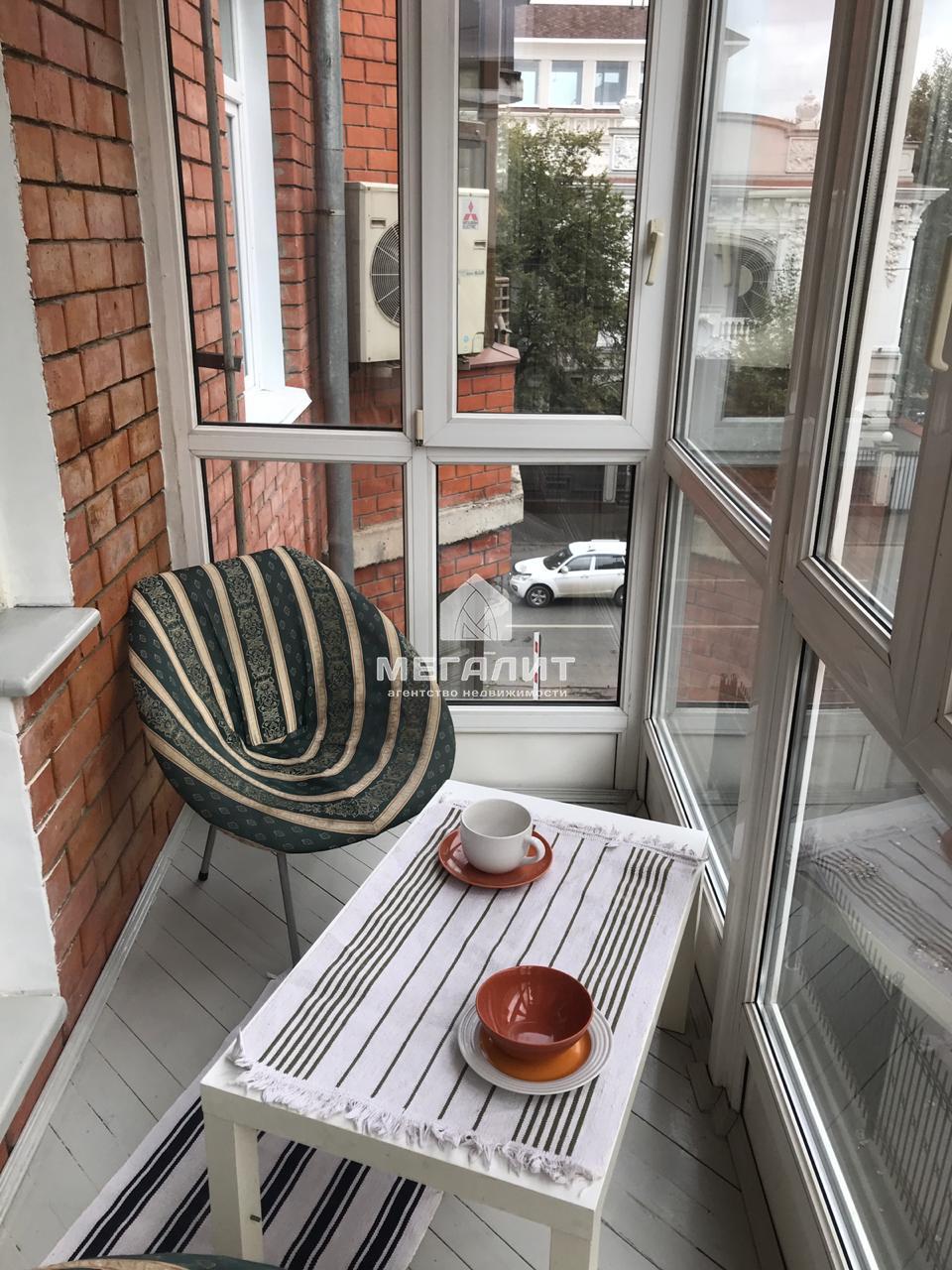 Аренда 1-к квартиры Большая Красная 48