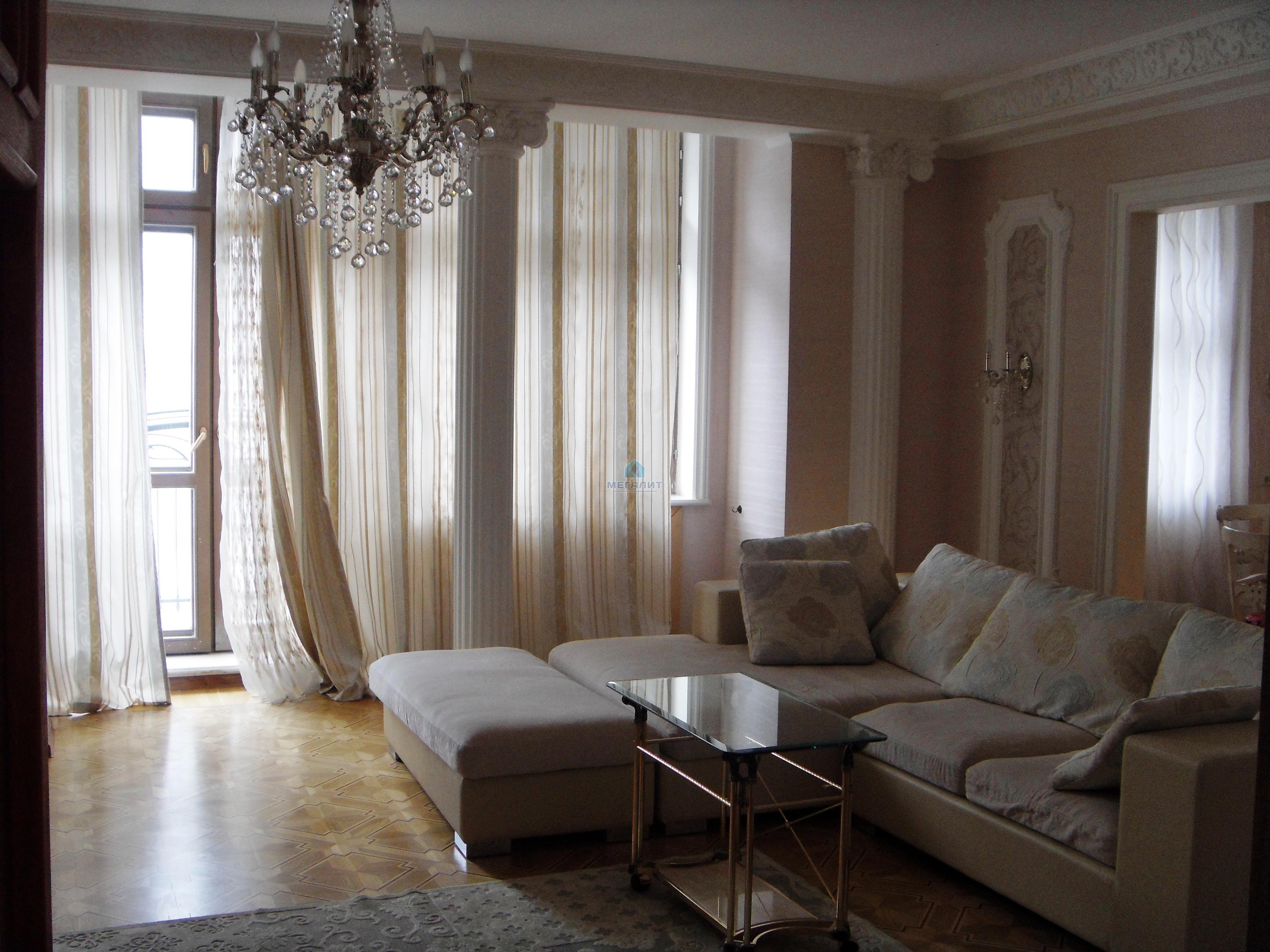 Аренда 4-к квартиры Малая Красная 3, 198 м² (миниатюра №4)