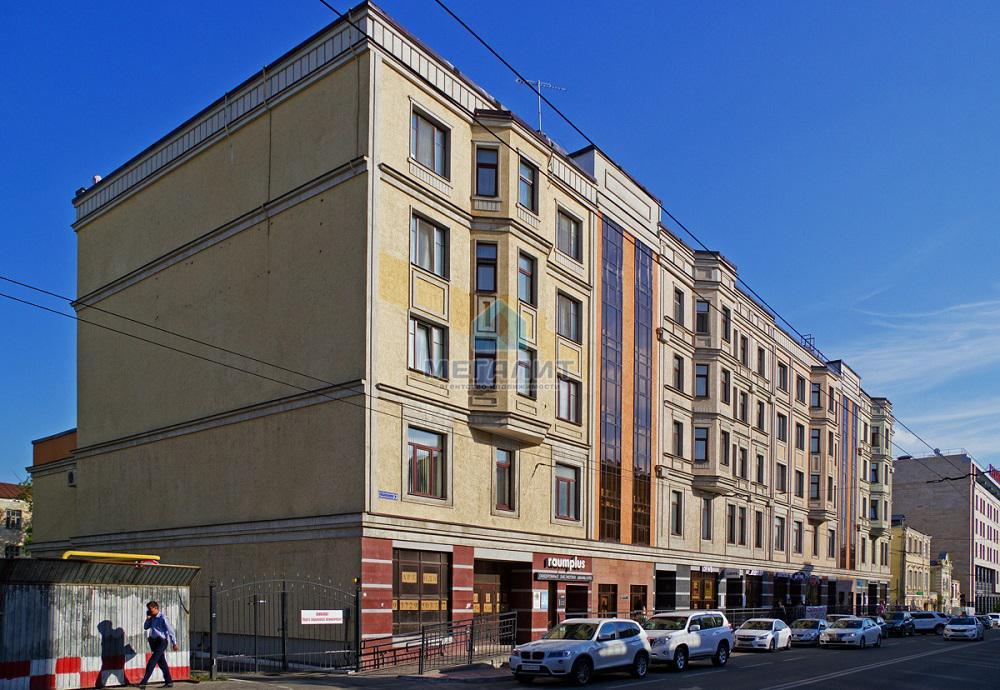Продажа  офисно-торговые Чернышевского 33, 142 м² (миниатюра №1)