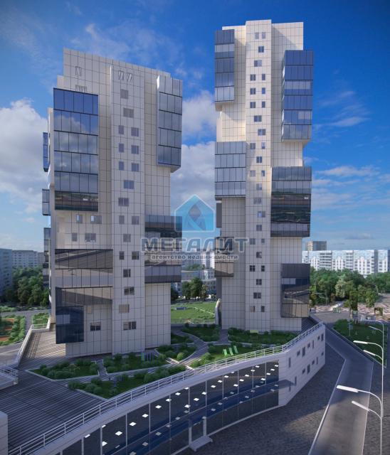 Продажа 3-к квартиры Рихарда Зорге, 110.3 м² (миниатюра №2)