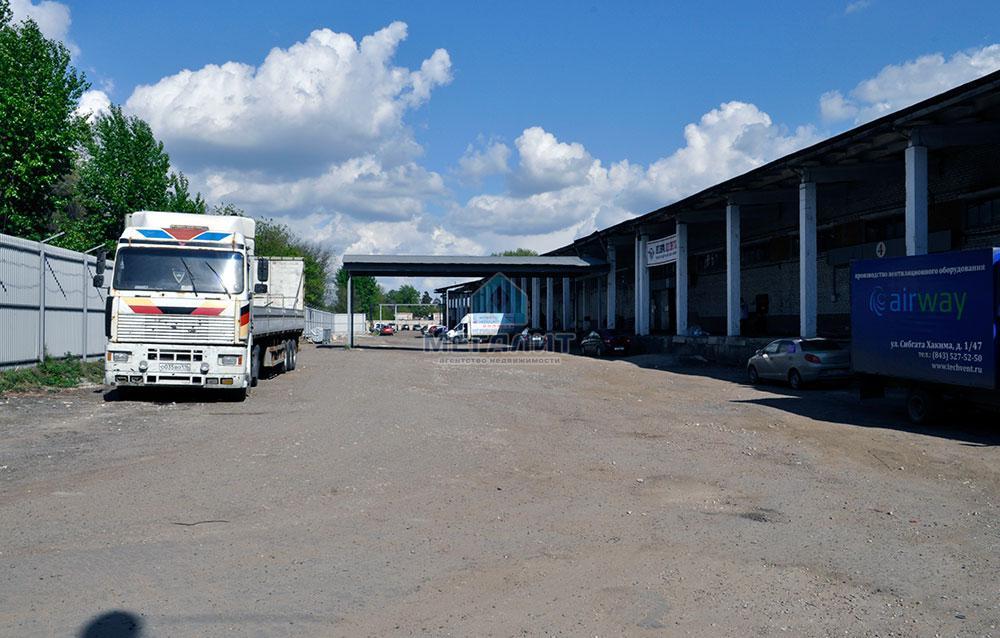 Продажа  склады, производства Рахимова 2, 5212 м²  (миниатюра №1)