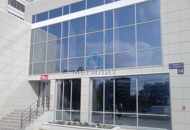Аренда  офисно-торговые Гвардейская 59, 75.0 м² (миниатюра №1)